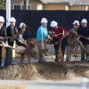 Norwalk Officials Break Ground on New Clean Fueling Station