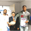 NFL STAR AND GAHR ALUM JOSHUA PERKINS  GIVES BACK TO HIS HIGH SCHOOL