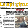 July 7, 2017 La Mirada Lamplighter Front Page Preview