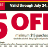 See the $5 OFF La Mirada Grocery Outlet Coupon Inside This Week's La Mirada Lamplighter