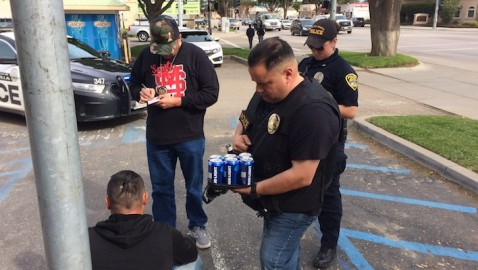 Norwalk Local Law Enforcement Arrest Two Suspects for Furnishing Alcohol to Minors