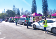FOOD DISTRIBUTION IN DOWNEY DRAWS 2,500+