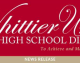 Whittier Union to Begin 2020-21 Fall Semester with 100% Distance Learning