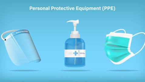 Free PPE for Small Businesses in LA County