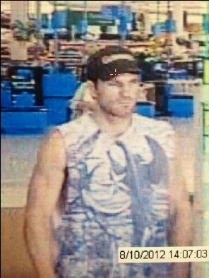 Man robs Wal-Mart on Imperial Highway