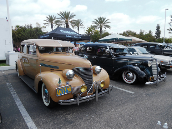 Over 15 car clubs, gathered more than 300 vintage vehicles to bring awareness to the Relay for Life, La Mirada Team. Dozens of vendors exhibited car related clothing and wares, and the food court had amble choices for all attendees as well as the Audrey Ashley Dragster presentation.