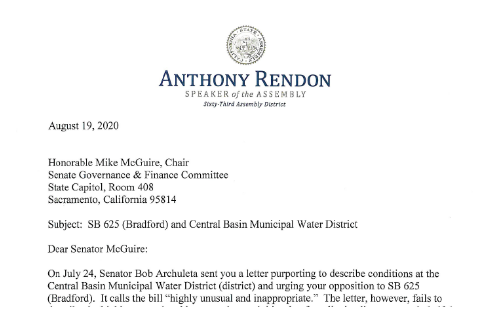 rendon letter to atkins