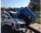 Norwalk Car Chase Ends With Violent Crash, Arrest of Carjacking Suspect
