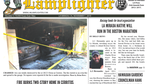 November 1, 2019 La Mirada Lamplighter eNewspaper