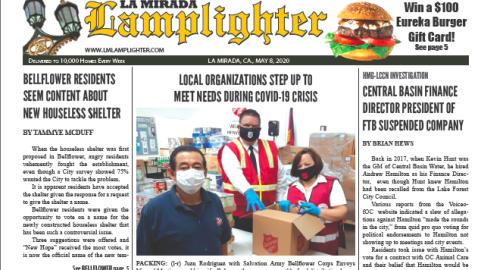 May 8, 2020 La Mirada Lamplighter eNewspaper
