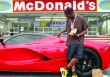 Rapper Travis Scott Cited for Publicity Stunt at Downey McDonald's