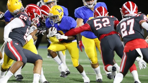 WEEK FIVE FOOTBALL: La Mirada Outmatched by Nation's Number One Team
